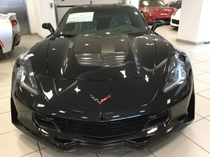 2016 Corvette Z06 C7R Special Edition Coupe - #567