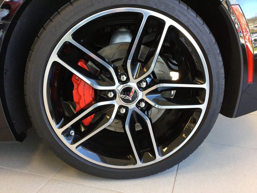 2015 Chevrolet Corvette Stingray Coupe Z51 3LT