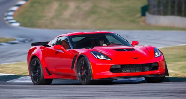 The 650 Hp 2016 Chevrolet Corvette Z06 Is One Of Most Capable Vehicles