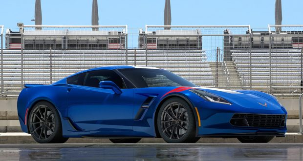2017 Corvette RPO Codes - MacMulkin Corvette - 2nd Largest Corvette