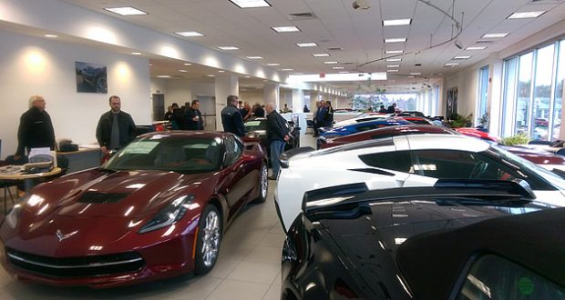 With the introduction of the 2017 Corvette Grand Sport, nicely slotted in between the base model Corvette Stingray and the Corvette Z06, we're confident that Corvette sales will again pick up with a lot of interest that we've seen in this new model at MacMulkin Chevrolet!