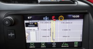 [VIDEO] How to use the C7 Corvette Navigation System