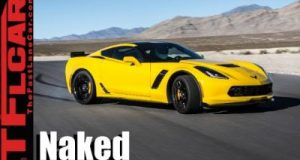 Naked Corvette Exposed: How & Why GM Uses Light Weight Materials in the Chevy Stingray