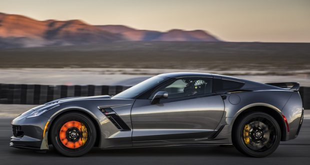 2017 Corvette Z06 To Get Cooling Improvementinor Tweaks