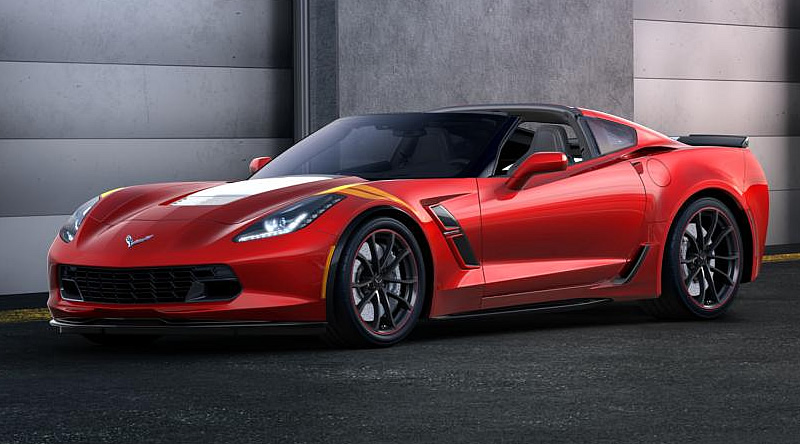 Chevrolet Fires Up the Online 2017 Corvette Configurator ...