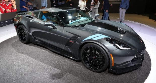 2017-Corvette Grand Sport Collector Edition