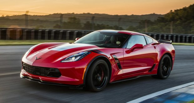 2017 Corvette Production Numbers Released By The Bowling