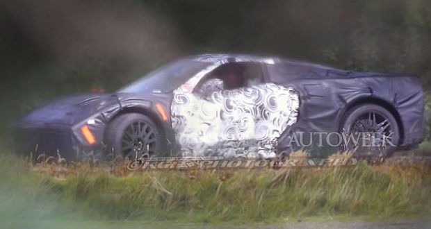 2019 C8 Corvette Mid-Engine Order - Inquiry