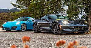 A 2017 Corvette Grand Sport or a Porsche 911 Carrera S? You Decide!