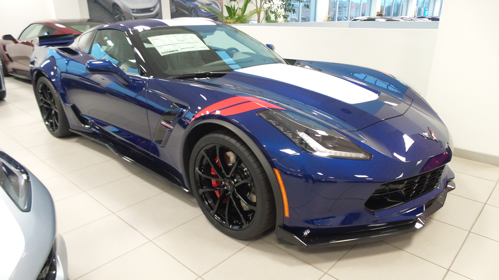 SUPER TAG SALE - 2017 Corvettes! - MacMulkin Corvette ...