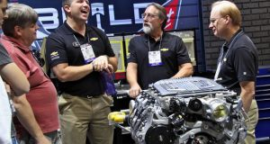 Chevrolet Combines Corvette Factory Tour With Engine Build Experience