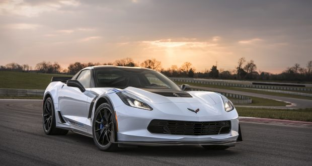 Available On The Z06 3lz Trim Carbon 65 Edition Celebrates Years Of Corvette