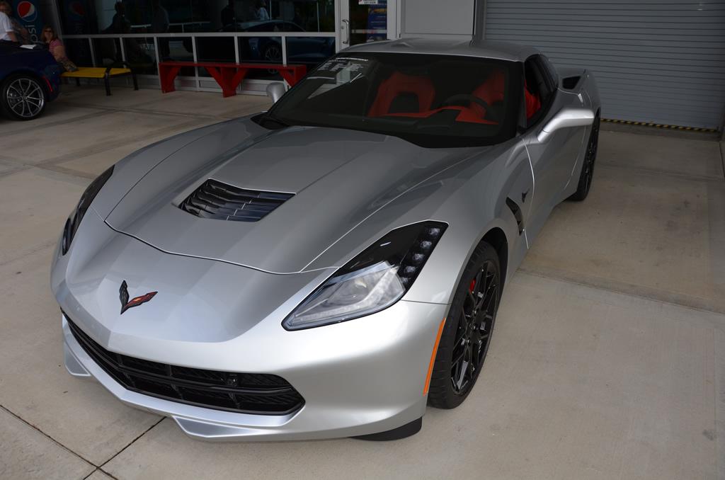 2018 Corvette Stingray Coupe - 2LT - MacMulkin Corvette ...