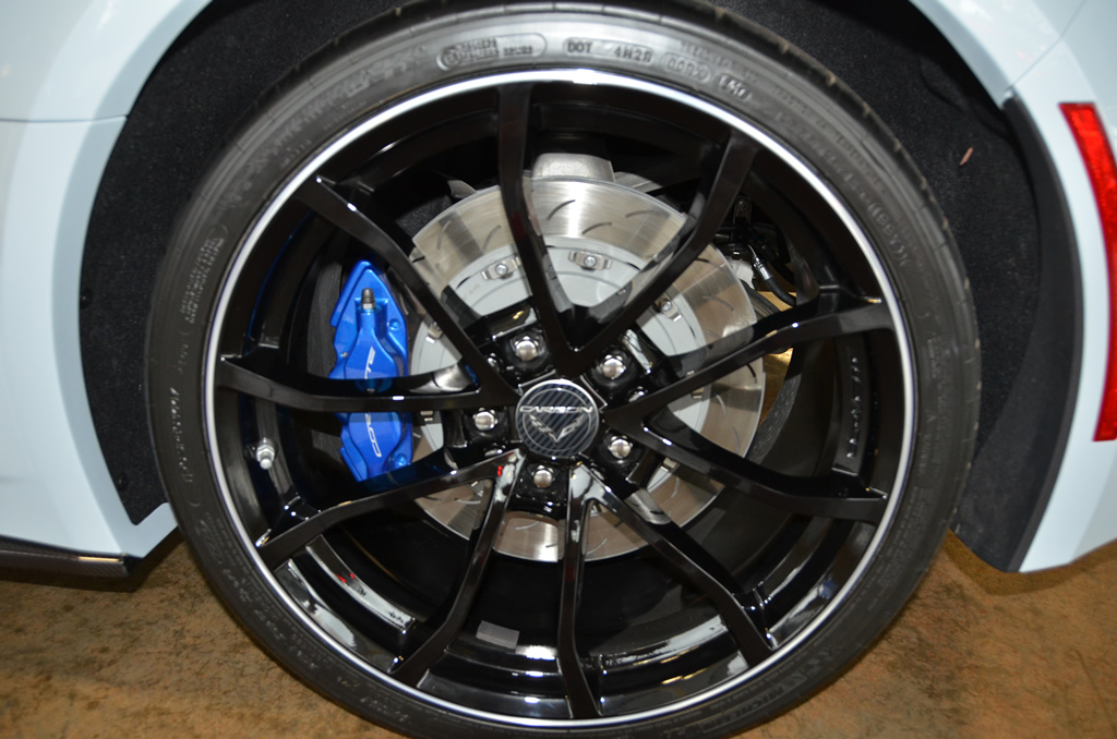 2018 Corvette Z06 Convertible 3LZ Carbon 65 Edition