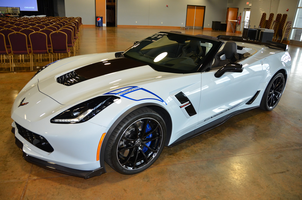 2018 Corvette Z06 Convertible 3LZ Carbon 65 Edition ...
