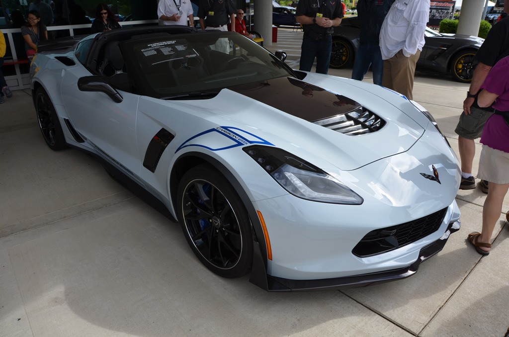 2018 Corvette Z06 3LZ Carbon 65 Edition