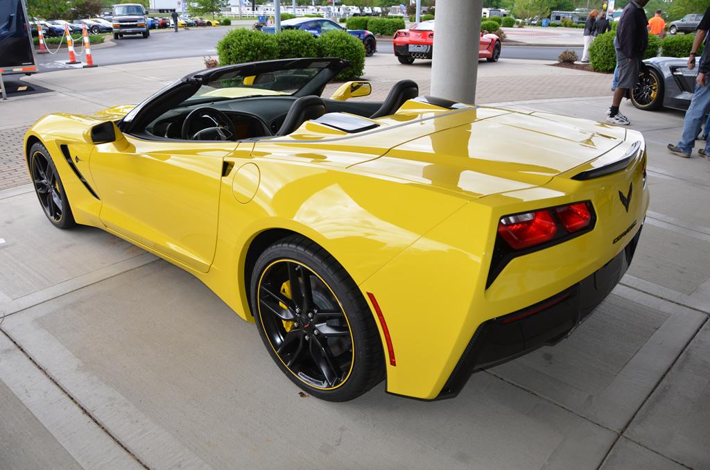 2018 Corvette Stingray Convertible 3LT