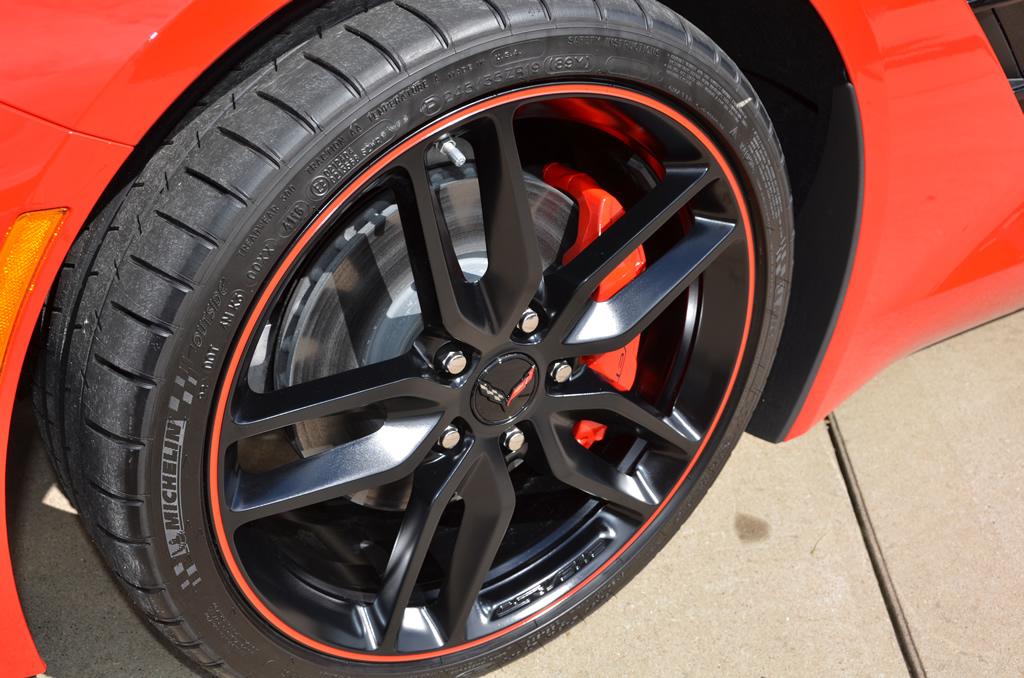 2018 Corvette Stingray Coupe 3LT
