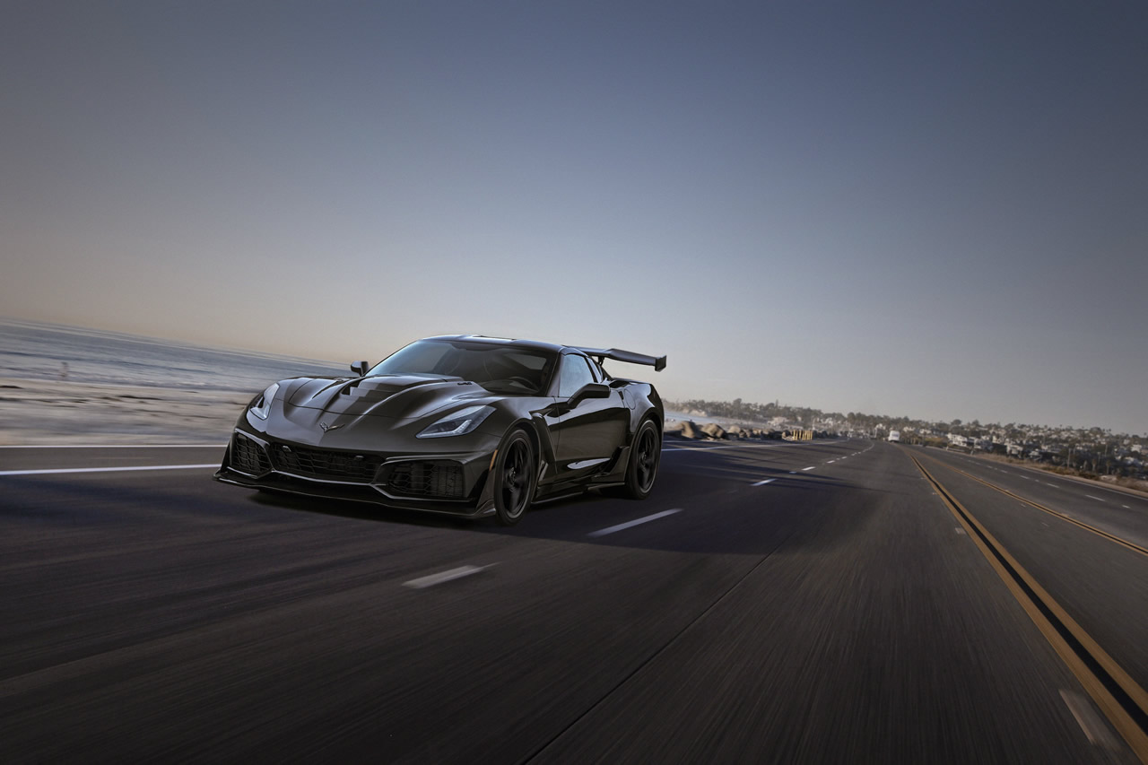 2019 Corvette ZR1 Coupe