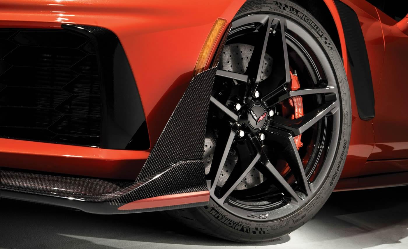 2019 Corvette ZR1 - MacMulkin Chevrolet