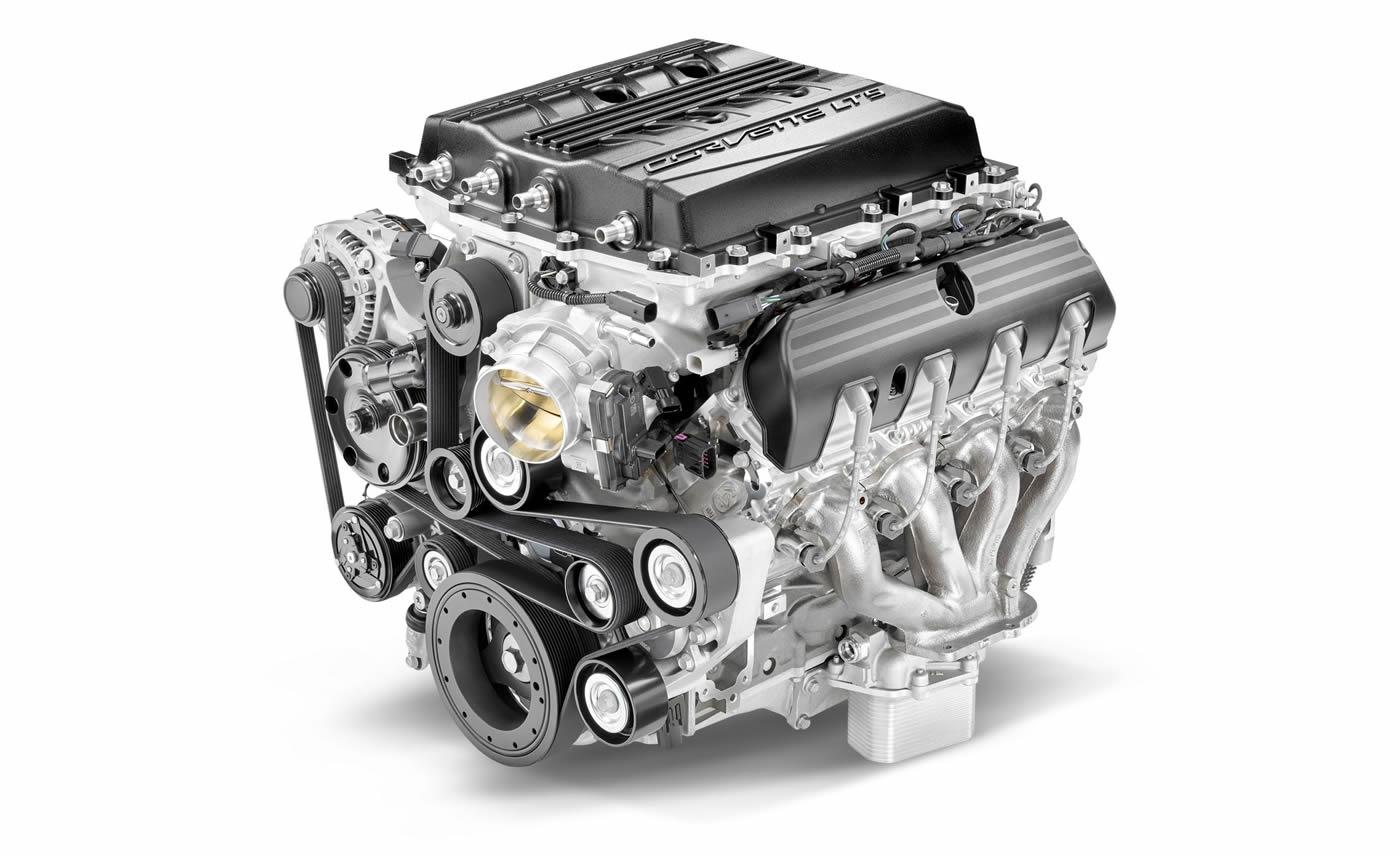 2019 Corvette ZR1 - LT5 Engine - MacMulkin Chevrolet