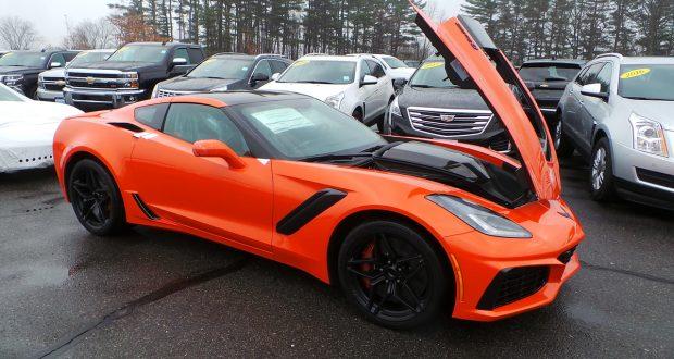 The Beast Has Landed - 2019 Corvette ZR1 Arrives at ...