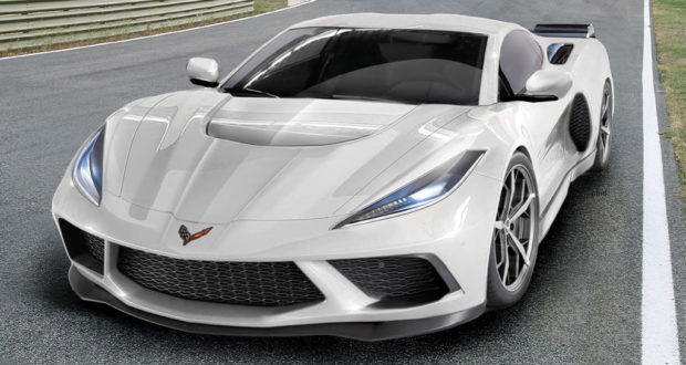 Now Accepting Deposits on the Mid-Engine Corvette